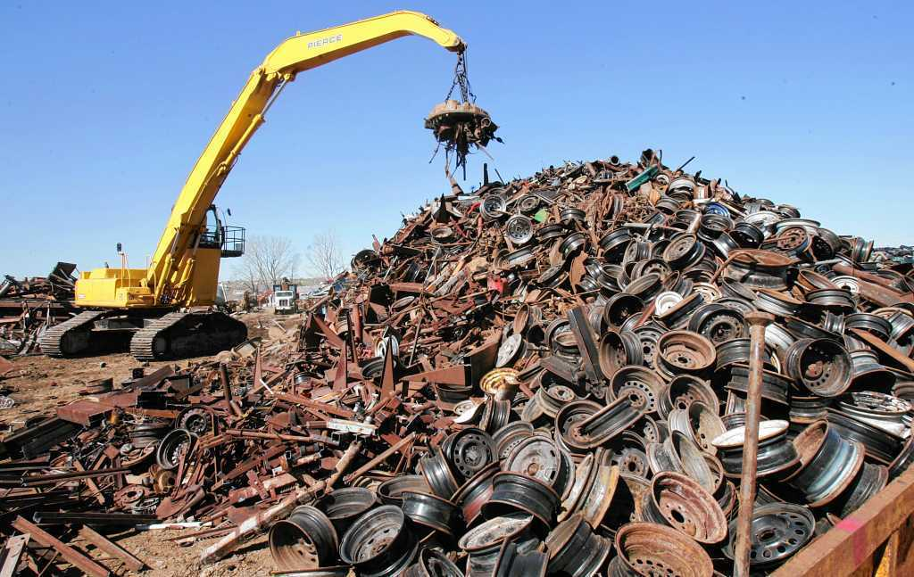 METAL RECYCLING AND WHY YOU SHOULD BE A PART OF IT